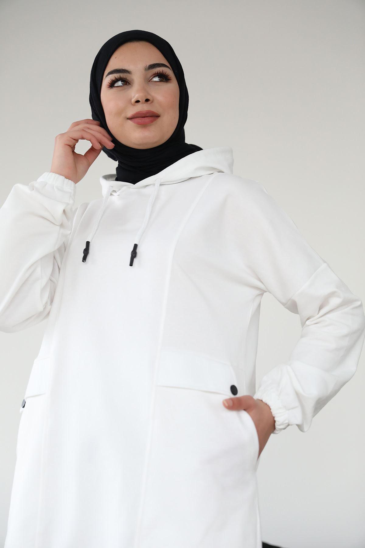 Cepli Sweatshirt-Ekru